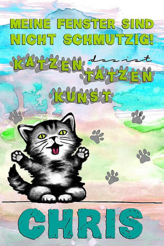 Katzentatzen