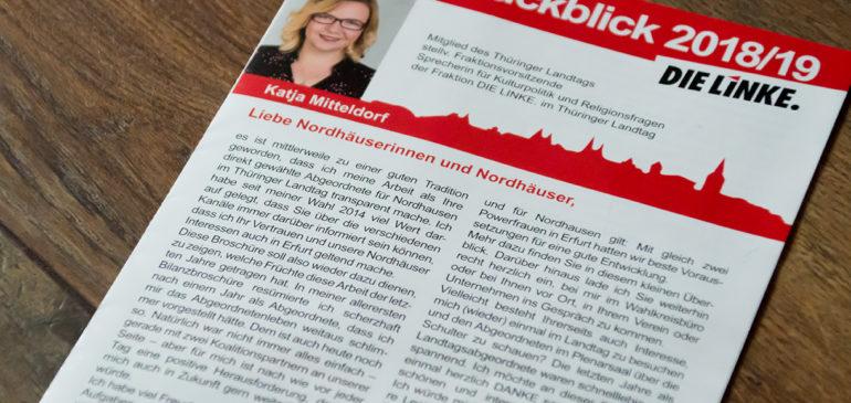Katja Mitteldorf, MdL